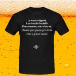 natale bollicine catalano dignita tshirt uomo