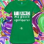 catalano tiamoma verde donna